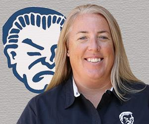 Kathy Hoover, Athletic Director