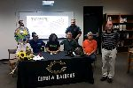 Mori Gordon signs with NCAA DII Wheeling Jesuit University