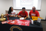 Cibola senior signs with Ripon College to play football
