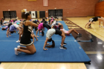 Cibola Spiritline gives back to the community with Cheer Buddies event