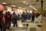 Cibola Unified Sports compete in a Bowling Tournament