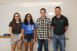 Cibola Students Named National Merit Scholarship Commended Students