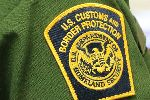Border Patrol shoulder patch.