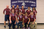 KHS JROTC rifle team in Laveen, AZ